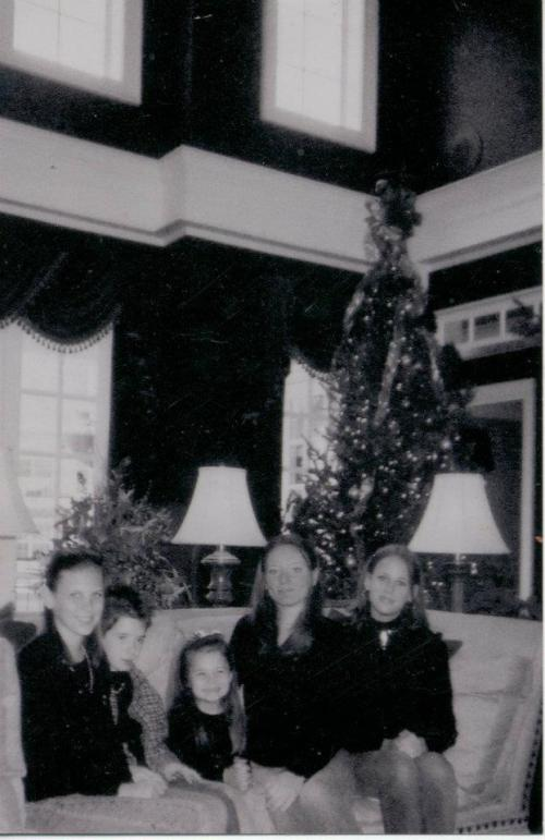 kidschristmasblackandwhite